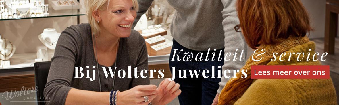 Header over ons Wolters Juweliers Coevorden Emmen