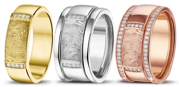wolters juweliers coevorden emmen lazergravure gedenksieraden fingerprints