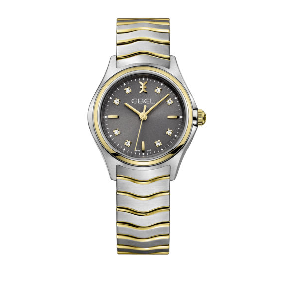 1216283 Ebel Wave Lady Horloge
