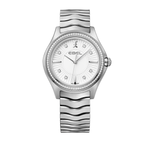 1216308 Ebel Wave Lady Horloge