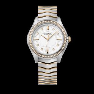 1216319 Ebel Wave Lady Horloge