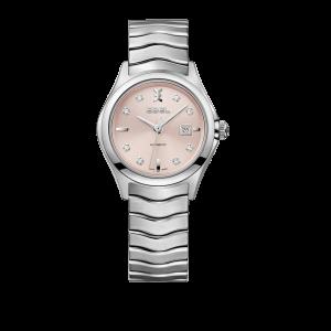 1216326 Ebel Wave Lady Automatic Horloge