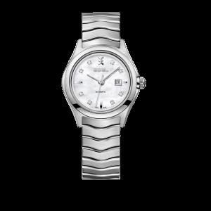 1216327 Ebel Wave Lady Automatic Horloge