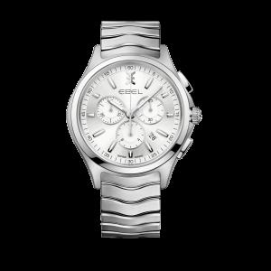 1216340 Ebel Wave Gent Chronograaf Horloge
