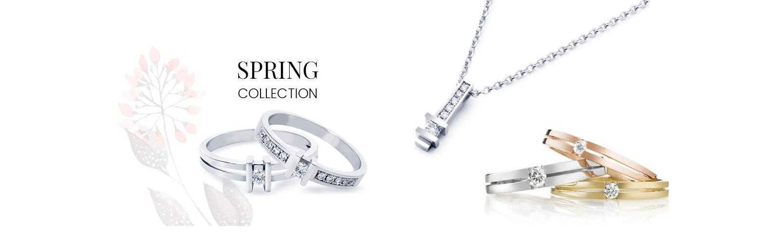 R&C groeibriljant briljant sieraden spring Wolters Juweliers Coevorden Emmen Hoogeveen Hardenberg