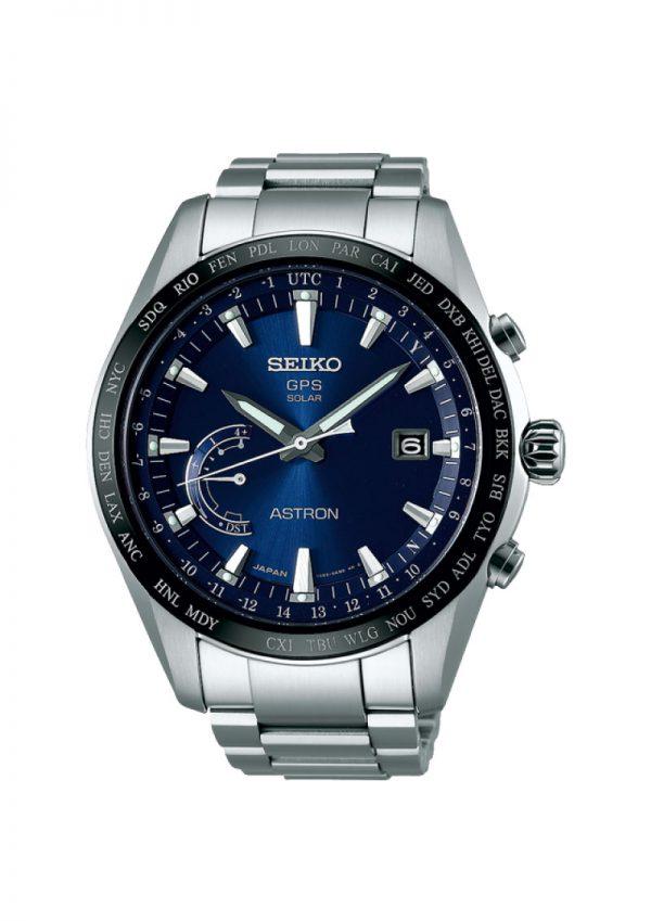 Seiko-Astron-GPS--SSE109J1-blauwe-wijzerplaat-ruime-collectie-bij-Wolters-Juweliers