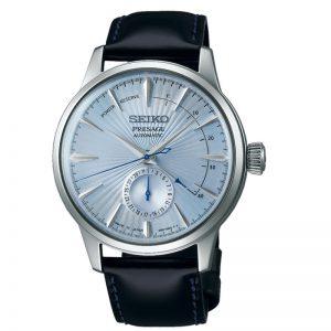Seiko-Presage-SSA343J1-blauwe-wijzerplaat-Cocktail-time-Wolters-Juweliers-Coevorden-Emmen