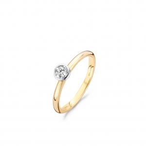 Blush-Ring-1124BZI-–-Geel-En-Wit-Goud-(14Krt.)-Met-Zirkonia