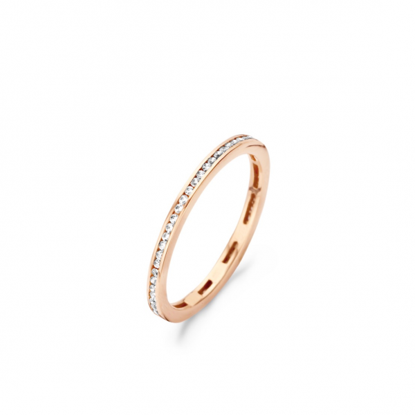 Blush-Ring-1138RZI-–-Rosé-Goud-(14Krt.)-Met-Zirkonia