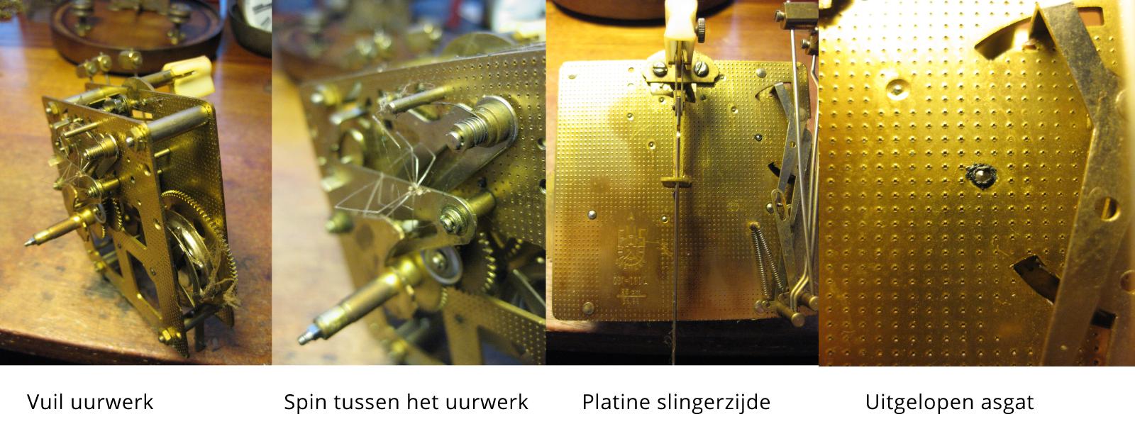 klokreparatie-stap-voor-stap-bij Wolters Juweliers Coevorden Emmen
