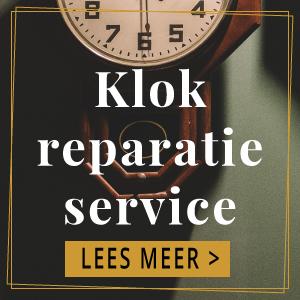 KLOK-REPARATIE-SERVICE Wolters Juweliers Coevorden Emmen