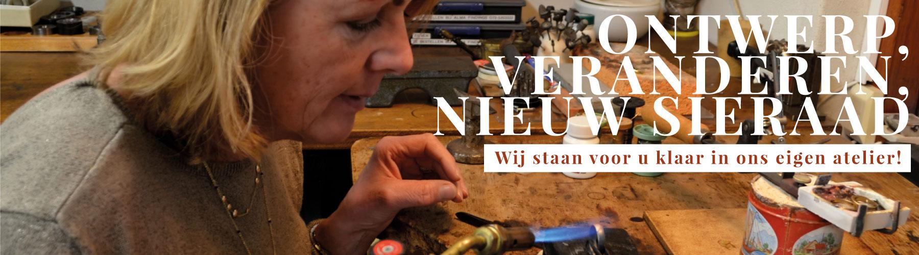 Atelier Wolters Juweliers Coevorden Emmen Hardenberg