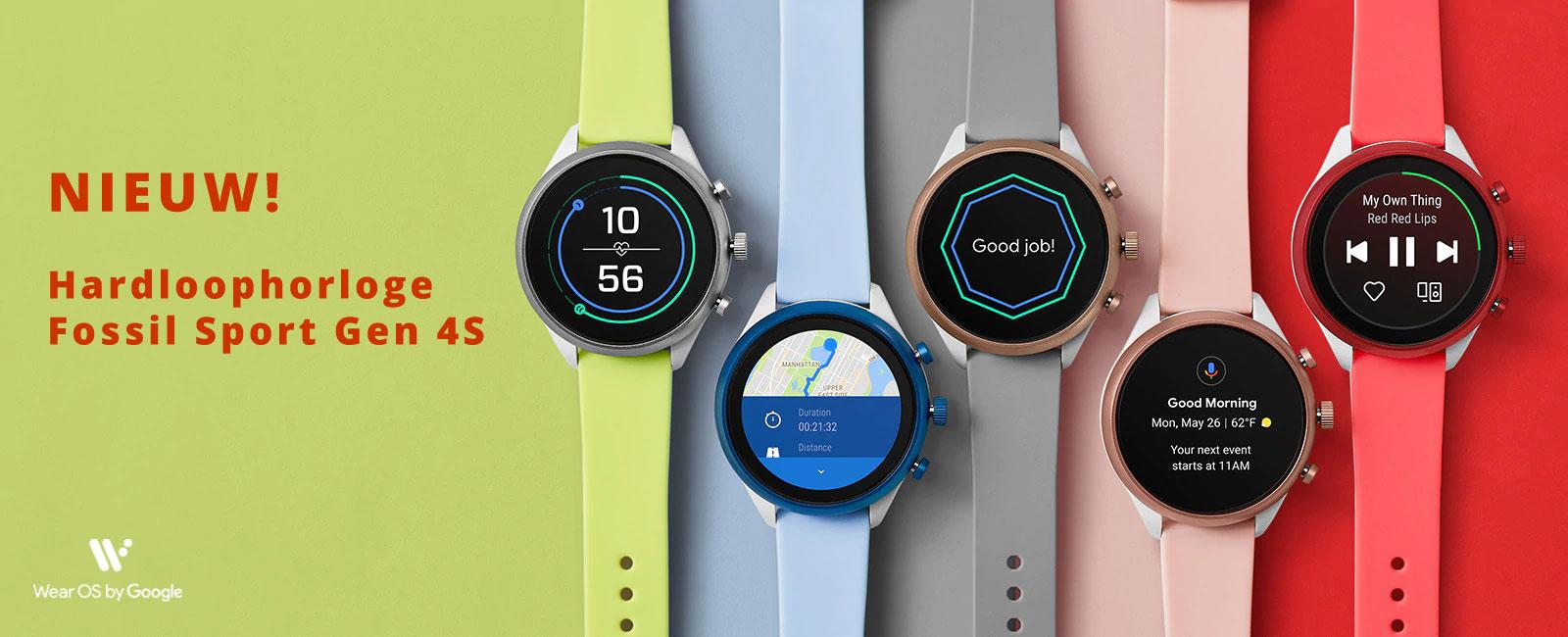 Hardloophorloge-smartwatch-Fossil-Gen-4-sport-kopen-bij-Wolters-Juweliers-Coevorden-Emmen