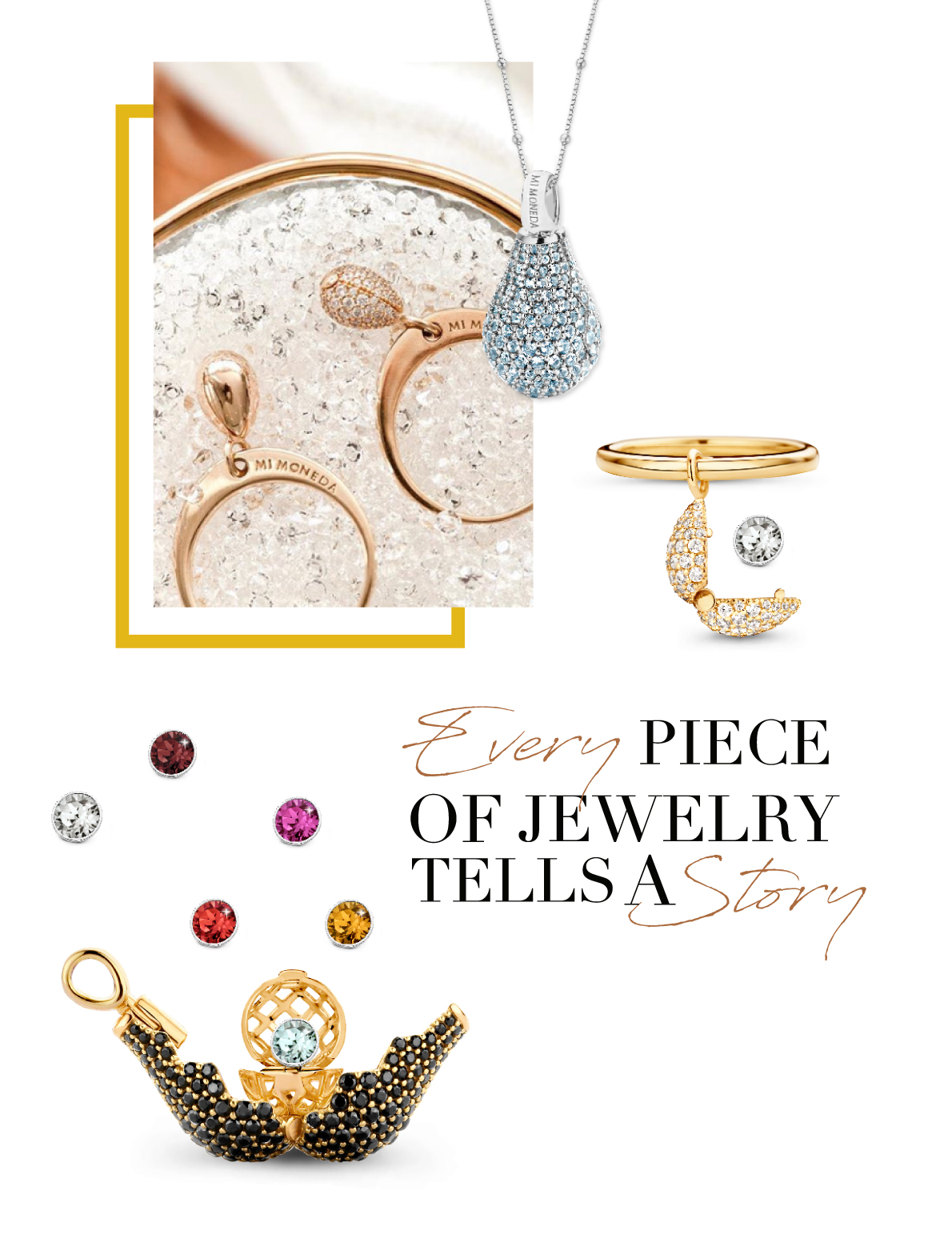 Mi Moneda Legacy sieraden met een verhaal Wolters Juweliers Coevorden Emmen