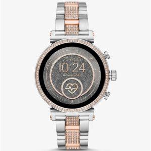 Michael Kors Smartwatch ACCES SOFIE GEN 4 MKT5064 Wolters Juweiers Coevorden Emmen