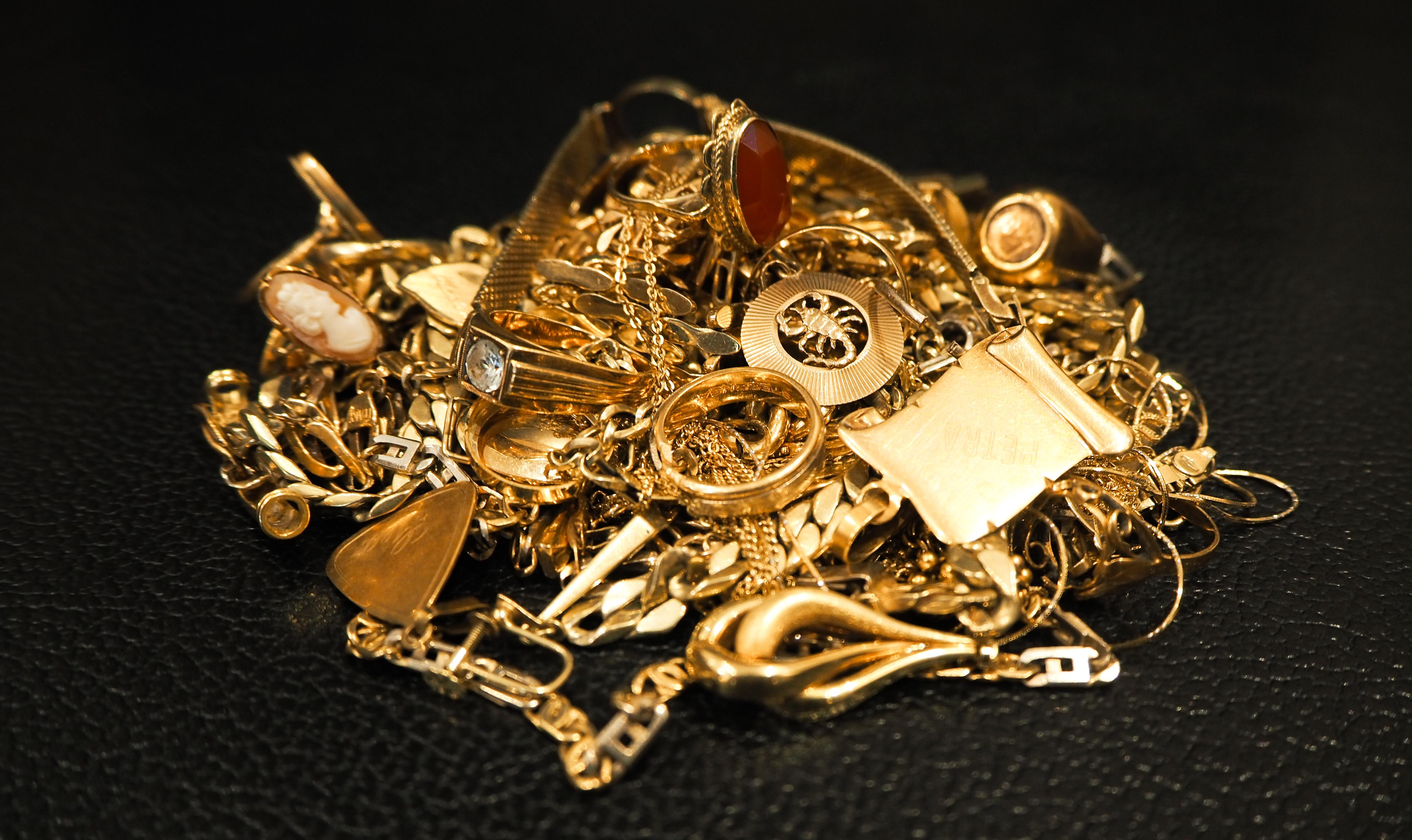 van 'oud goud' een sieraad naar wens Wolters Juweliers Coevorden Emmen