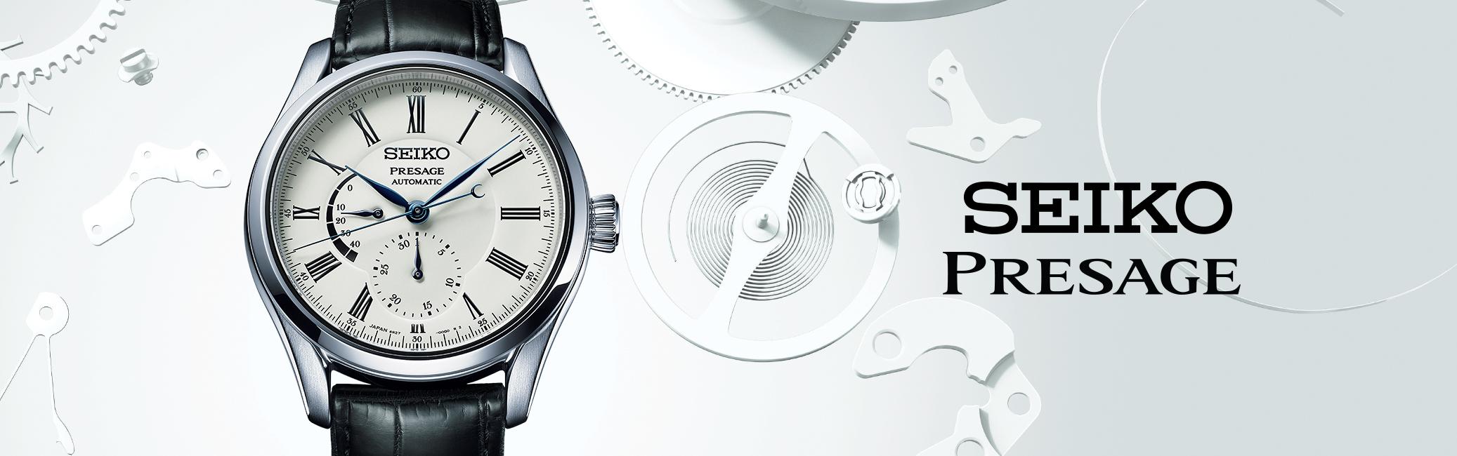 Seiko-presage-horloge kopen ruime keuze bij Wolters Juweliers