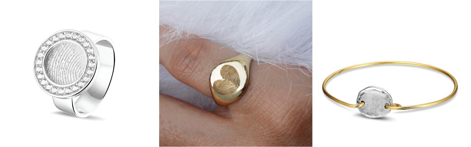 vingerafdruk-sieraden-ringen-hangers-wij-ontwerpen-gedenksieraden-voor-u-Wolters-Juweliers-Coevorden-Emmen