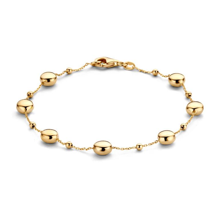 Gouden armbanden van Excellent Jewelry bij Wolters Juweliers Coevorden Emmen