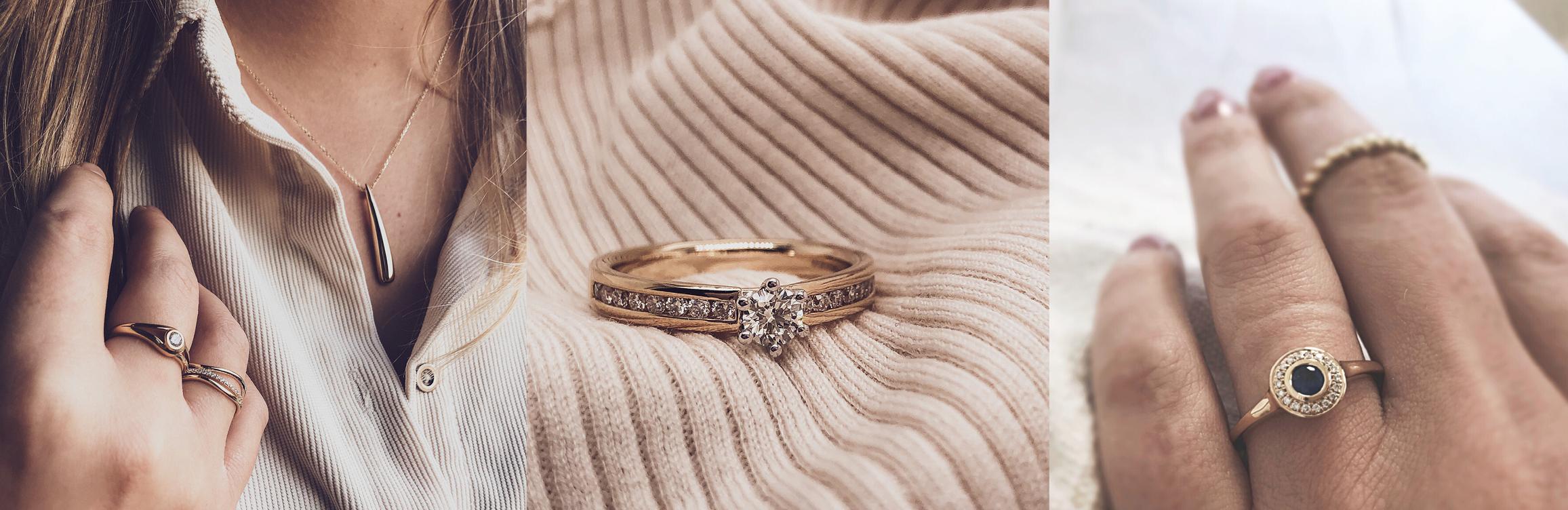 Excellent Jewelry gouden sieraden bij Wolters Juweliers Coevorden Emmen
