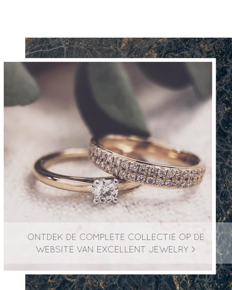 Gouden sieraden Excellent jewelry bij Wolters Juweliers Coevorden Emmen Hardenberg