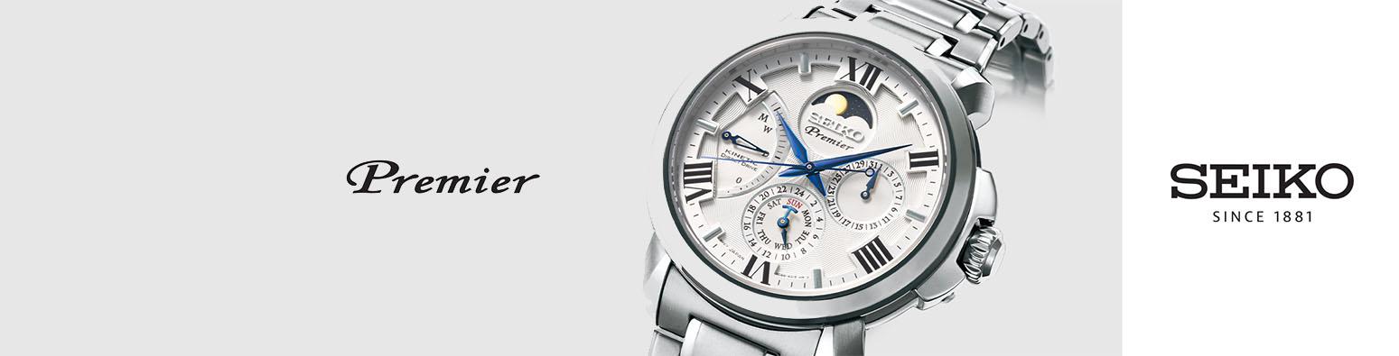 Seiko-premier-horloge kopen bij Wolters Juweliers